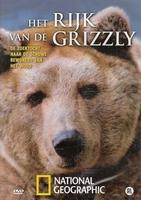 National Geographic DVD - Het rijk van de Grizzly