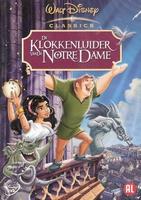 Disney DVD - De Klokkenluider van de Notre Dame
