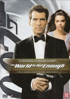 James Bond DVD - The World is not Enough (2 DVD)