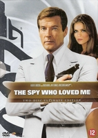 James Bond DVD - The Spy Who Loved Me (2 DVD)