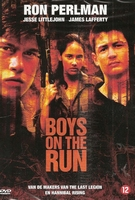 Actiefilm DVD - Boys on the Run