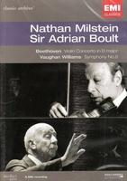 EMI Classics - Nathan Milstein & Sir Adrian Boult