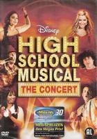 Disney DVD - High School Musical The Concert