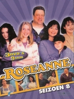 DVD TV series - Roseanne seizoen 8