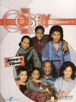 DVD TV series - The Cosby show seizoen 1