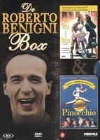 Roberto Benigni DVD box (2 DVD)