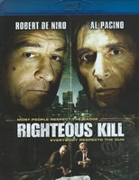Actie Blu-ray - Righteous Kill