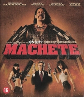 Actie Blu-ray - Machete