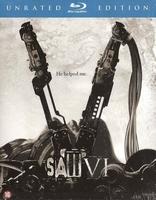 Horror Blu-ray - Saw 6