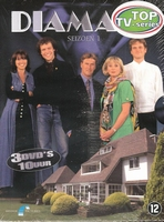 TV serie DVD - Diamant seizoen 1 (3 DVD)