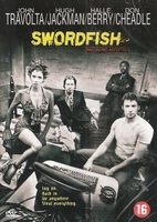 Actie DVD - Swordfish
