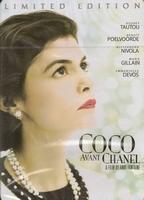 Speelfilm DVD - Coco avant Chanel