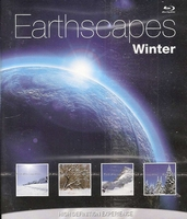 Documentaire Blu-Ray - Earthscapes Winter