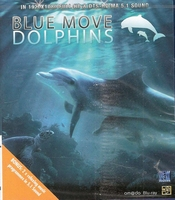 Documentaire Blu-Ray - Blue Move Dolphins