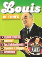 DVD box - Louis de Funes collection 2 (3 DVD)