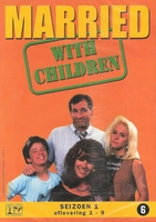TV serie DVD - Married with Children seizoen 1 Afl. 1-9