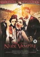 Horror DVD - The Nude Vampire