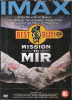 Documentaire DVD IMAX - Mission to MIR