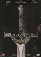 Actie DVD - Highlander 5