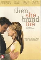 Romantische Komedie DVD - Then she found Me