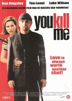 Speelfilm DVD - You Kill Me