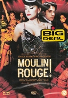 Musical DVD - Moulin Rouge!