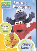 DVD Sesamstraat - Samen Bewegen - Samen Leren