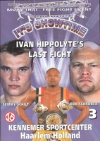 Freefight Event DVD - It's Showtime 3