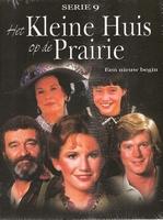DVD TV series - Het kleine huis op de prairie 9 (6 DVD)