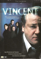 TV serie DVD - Vincent (4 DVD)