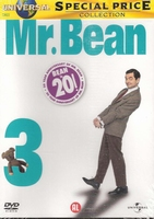 DVD Humor - Mr. Bean - it's Bean 20 Years - deel 3