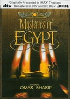 Documentaire DVD IMAX - Mysteries of Egypt
