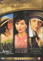 Miniserie DVD box - Women of the world (5 DVD)