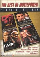 DVD box - Best of Moviepower (4 DVD)