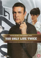 James Bond DVD - You Only Live Twice (2 DVD)