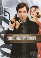 James Bond DVD - The Living Daylights (2 DVD)