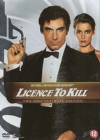 James Bond DVD - Licence To Kill (2 DVD)
