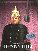 TV serie DVD - Benny Hill the best of Vol. 2