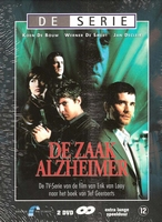 TV serie DVD - De Zaak Alzheimer (2 DVD)