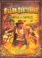Avontuur DVD - Allan Qatermain and the Temple of Skulls