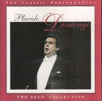 Muziek CD Placido Domingo - The Solo Collection