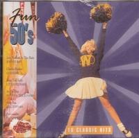 Verzamel CD muziek  - Fun 50's