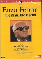Documentaire DVD - Enzo Ferrari