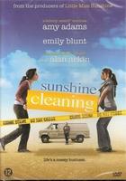 Speelfilm DVD - Sunshine Cleaning