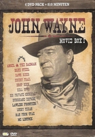 John Wayne DVD box - Movie box 1 (4 DVD)