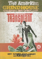 American Grindhouse DVD - The Amazing Transplant