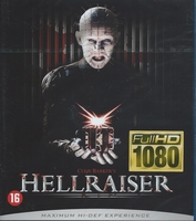 Horror Blu-ray - Hellraiser